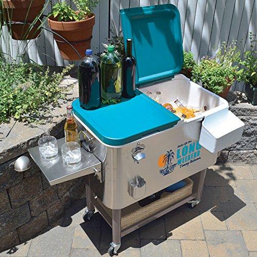 tommy-bahama-946-litri-us-100-quart-in-acciaio-inox-rolling-cooler-comodo-per-esterni-con-apribottig