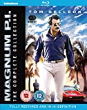 Magnum Pi The Complete Collection (37 Blu-Ray) [Edizione: Regno Unito]
