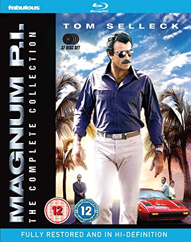 Magnum P.I. - The Complete Collection [Blu-ray] [UK Import]