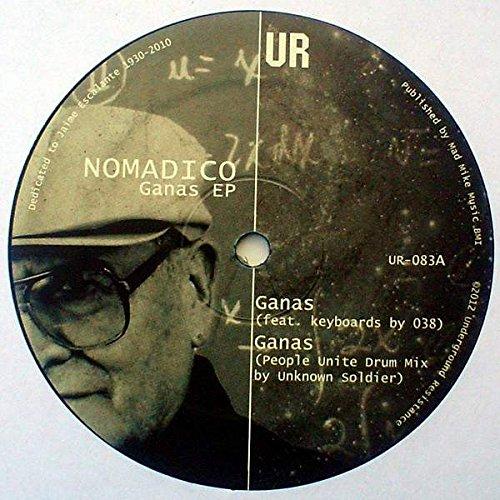 Nomadico - The Nomadico EP - Underground Resistance