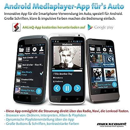 GROM-Audio-USB3-BMWTU3-USBIntegration-Adapter-AUX-IN-Bluetooth-optional-geeignet-fr-Android-iPhone-kompatibel-mit-BMW-mit-vorhandenem-Wechslerkabel
