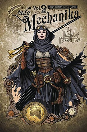 Lady Mechanika Volume 2 Oversized Hc