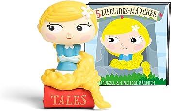 Tonies Hörfigur 5 Lieblings-Märchen - Rapunzel und 4 weitere Märchen
