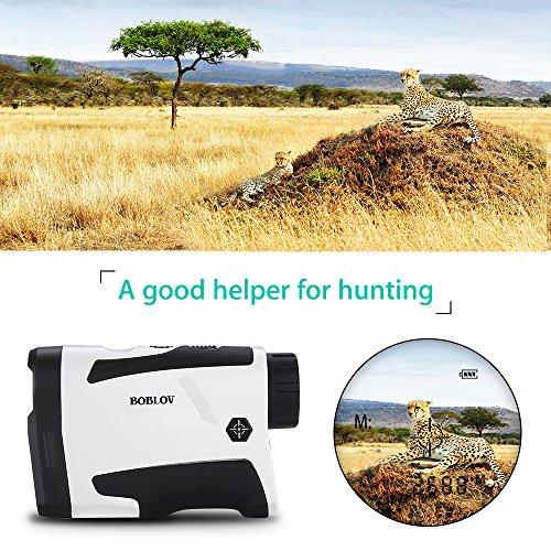 Zoom IMG-3 monocolo telemetro golf rangefinder ingrandimento