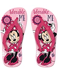 Tongs MINNIE 32/33 couleur rose