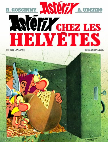 Asterix FR 16 Asterix Chez Les Helvetes (Astérix)