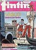 Tintin n° 601 - 17/03/1987 - Vasco : Ombres sur Venise/Hélicoptères de sauvetage en mer