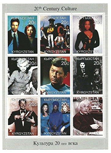 20-secolo-la-cultura-foglio-di-francobolli-per-i-collezionisti-che-caratterizzano-einstein-star-trek