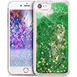 Image of Iphone Se Caseiphone 5s Caseiphone 5 Caseiphone Se 5s 5 liquid Glitter Caseikasus Funny Liquid Quicksand Floating Bling Glitter Sparkle Moving Flowing Liquid Case For Iphone Se 5s 5green
