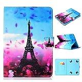 Coque Universel Flip Support Style Housse Pochette pour 10 Pouces Tablette Universal...