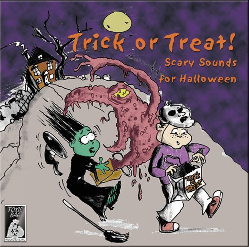 Trick or Treat! Scary Sounds for Halloween (US Import)