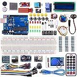 REES52 Arduino Uno R3 Arduino Starter Kit with Arduino uno + Arudino Sensor