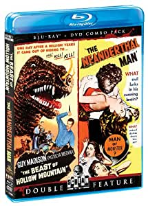 Beast of Hollow Mountain / Neanderthal Man [Blu-ray] [US Import]