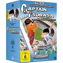 Captain Tsubasa  Die tollen Fußballstars - Die komplette Serie ffdc4e2ba2952
