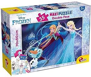 Lisciani Giochi 66711.0-Frozen Puzzle DF Supermaxi 35