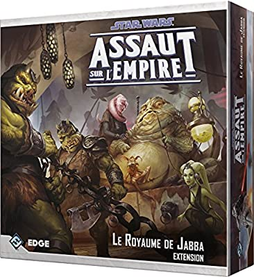 SW Assaut Empire : Ext. Le Royaume de Jabba