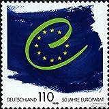 GermaniaD (Germania.Germania) 2049 (completa.Problema.) 1999 50 Anni Europa (Francobolli ) - Prophila Collection - amazon.it