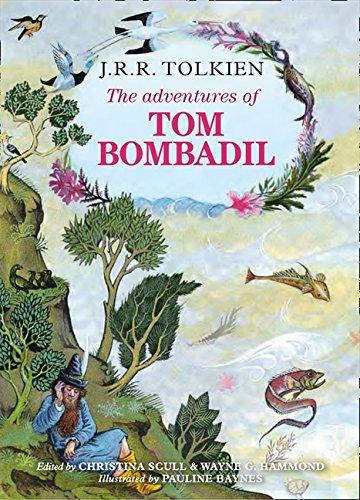 The Adventures Of Tom Bombadil por J. R. R. Tolkien