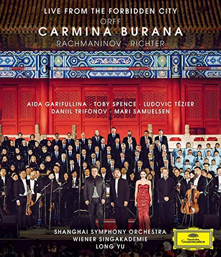 Live From The Forbidden City - Orff: Carmina Burana [Blu-ray]
