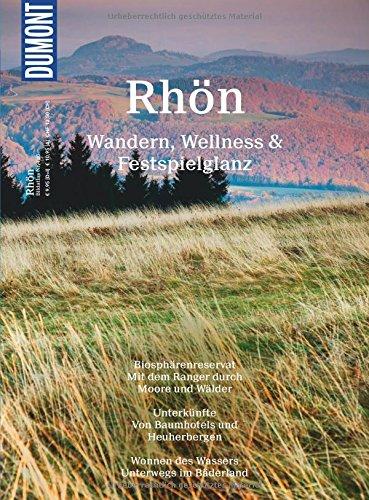 Preisvergleich Produktbild DuMont Bildatlas 185 Rhön: Wandern, Wellness & Festspielglanz