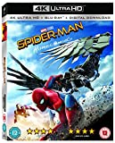 Spider-Man Homecoming [4K UHD + Blu-ray + Comic] [2017]