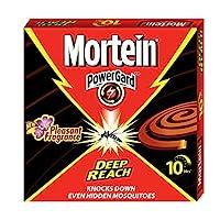 Mortein Power Guard Coil Box - 10 Count