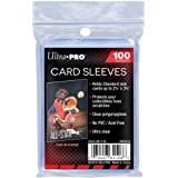 Ultra Pro - AW1365 - Sleeves Protèges Cartes - - Transparent - 100 Piece