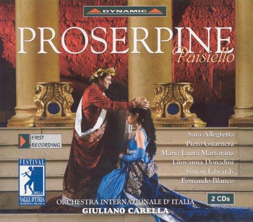 Proserpine: Act I Scene 1: Ce beau sejour brille de nouveaux charmes (Chorus)