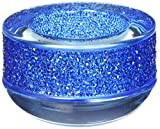 Swarovski Shimmer Tea Light, Blue