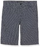 Guess L72D12W8J50, Pantalones Cortos Bebé niños, Azul (Dark Night Blue), 122 (Talla del Fabricante: 7)