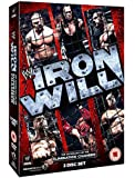 WWE: Iron Will - The Anthology of the Elimination Chamber DVD - 3 Disc's