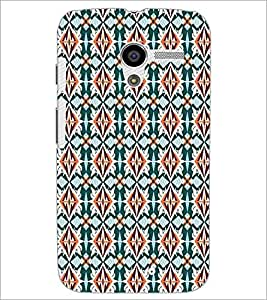 MOTOROLA MOTO X PATTERN Designer Back Cover Case By PRINTSWAG