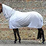 Masta Masta Basic Fly Rug [White] [6ft3]