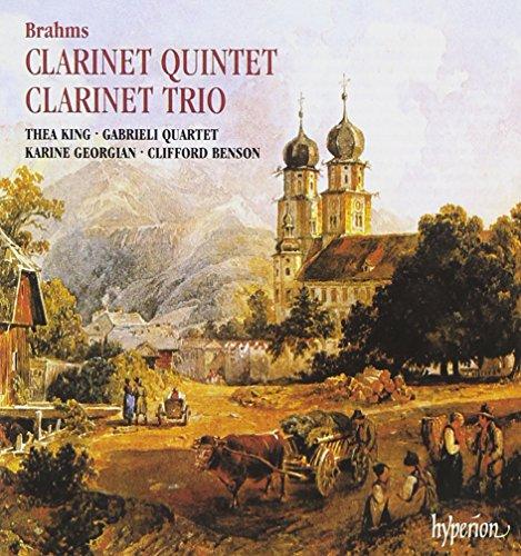 Brahms : Trio et Quintette avec clarinette