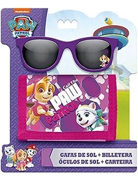 Paw Patrol–Set regalo niña cartera + gafas de sol Pat patrulla