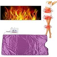 Couvertures de sauna, couverture de traitement, couverture sauna infrarouge lointain Thermo Couverture électrique…