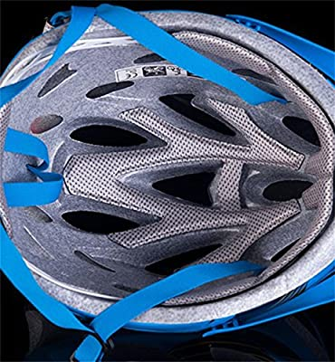 7X Colours Cycle Helmet, Adults Men and Women Sport Bike Helmet for Road & Mountain Biking,Lightweight Helmet with Removable Visor and Liner Adjustable Thrasher. by Meili Sports