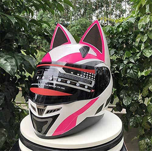 Casco eléctrico motocicleta casco cara llena motocicleta