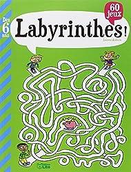 Mon Grand Livre de Jeux : Labyrinthes - Dès 6 ans