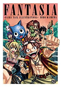 Fantasia : Fairy Tail Illustrations Edition simple One-shot