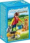 Playmobil- Mujer con Familia d...