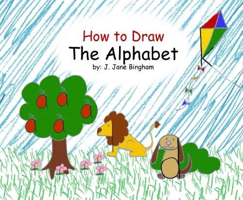How to Draw the Alphabet - To How Draw Alphabete