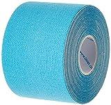 K Tape 5cm x 5m Roll Bleu -1 roll