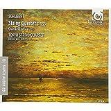 Schubert: String Quintet D. 956, Quartettsatz D.703