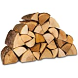 Kiln Dried Hardwood Firewood Logs. 15kg. Suitable for Stoves, Wood Burners, Fireplaces and More. Sustainably Sourced…