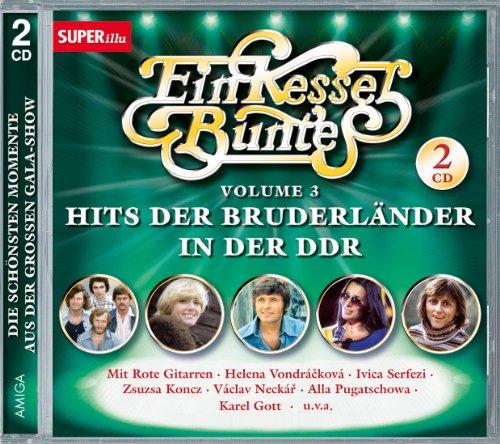 Preisvergleich Produktbild Ein Kessel Buntes III - die DDR-Stars der Bruderländer