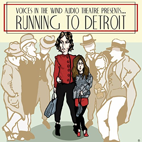 Running to Detroit  Audiolibri