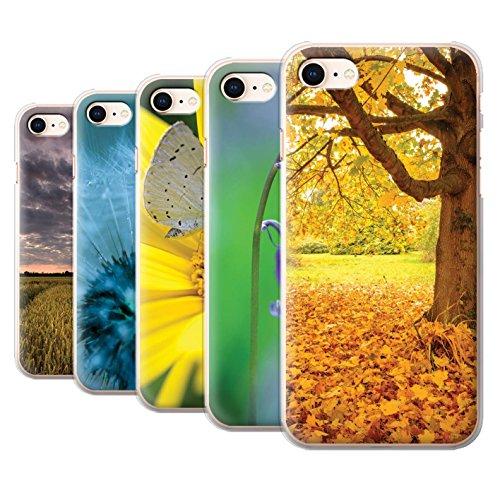 Stuff4 Hülle / Case für Apple iPhone 8 / Marienkäfer Fehler Muster / Englische Gärten Kollektion Pack 10pcs