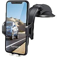 Lamicall Support Téléphone Voiture, Support Téléphone Tableau de Bord - Universel Support Berceau pour iPhone 12 Mini…