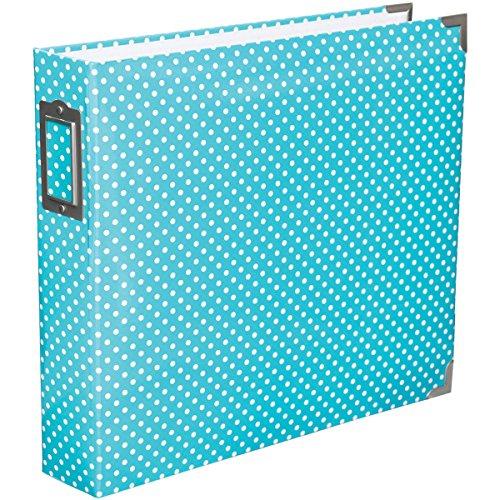 American Crafts 380326Project Life D-Ring Album Bedruckt, Mehrfarbig, 12x 12Zoll - Album-12x12 Chipboard